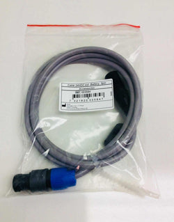 NEW Breas HDM Vivo 40 External DC Battery Cable 24V 3 Pin 003584 FREE Shipping Warranty - MBR Medicals