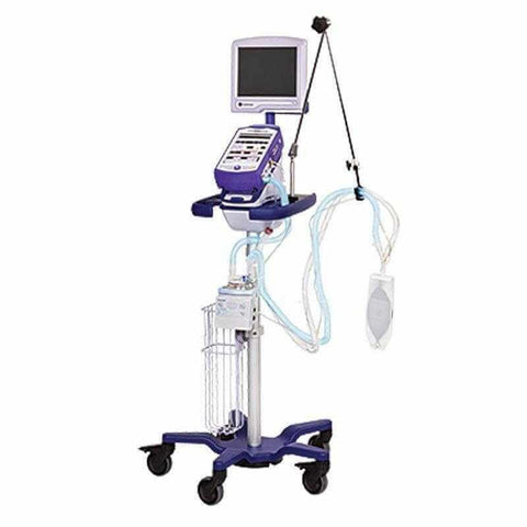 New CareFusion PTV Series Revel Ventilator (#19260-001) - MBR Medicals