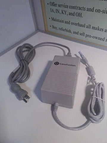 NEW Carefusion Pulmonetics LTV Series Medical Ventilator Power Supply AC Adapter 11448 - MBR Medicals