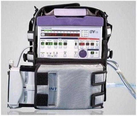 NEW CareFusion Transport Backpack Travel Bag for LTV Ventilator with SprintPack Pouch 19102-001 Warranty FREE Shipping - MBR Medicals