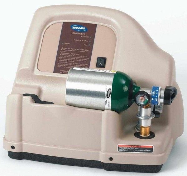 NEW Invacare IOH200 HomeFill Oxygen Compressor FREE Shipping Warranty - MBR Medicals