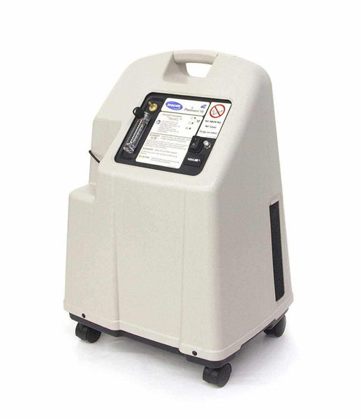 NEW Invacare Platinum XL 10 Liter Oxygen Concentrator with O2 Sensor IRC10LXO2 Warranty FREE Shipping - MBR Medicals