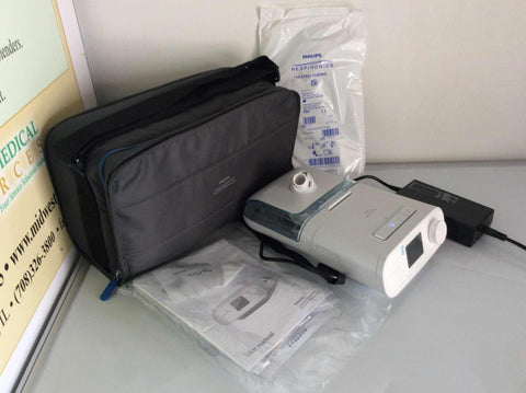 NEW Philips Respironics DreamStation Auto CPAP Machine DSX500T11C with Accessories Warranty FREE Shipping - MBR Medicals