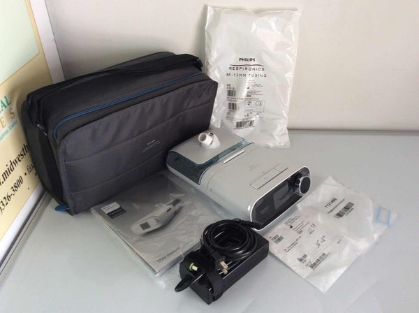 NEW Philips Respironics DreamStation BiPAP autoSV Machine DSX900H11C with Accessories Warranty FREE Shipping - MBR Medicals