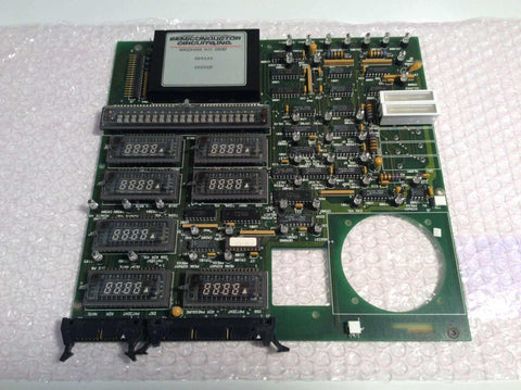NEW Puritan Bennett 7200 Covidien 30G PCB Basic Display Board 4-018090-00 Warranty FREE Shipping - MBR Medicals