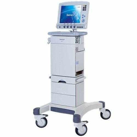 Refurbished Patient Ready Siemens Maquet Servo-i Ventilator - MBR Medicals
