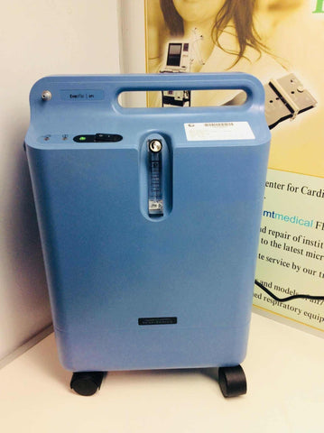 REFURBISHED Philips Respironics EverFlo Oxygen Concentrator OPI 5 Liter 1020001 WARRANTY FREE SHIPPING - MBR Medicals