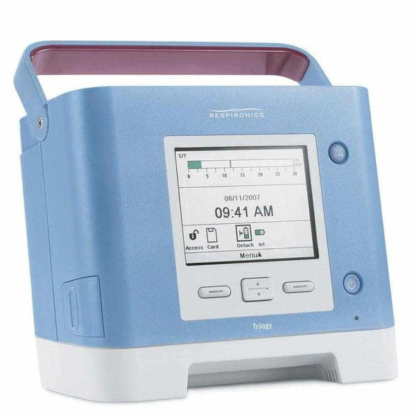 Rent a Philips Respironics Trilogy 100 Medical respiratory Ventilator - MBR Medicals