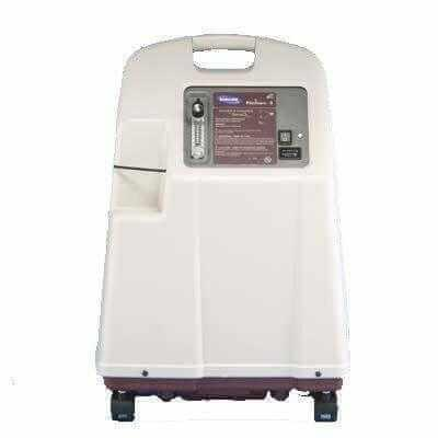 Rent an Invacare Platinum XL 5L Oxygen Concentrator - MBR Medicals