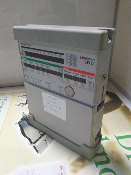 USED Carefusion Pulmonetic LTV950 Ventilator - MBR Medicals