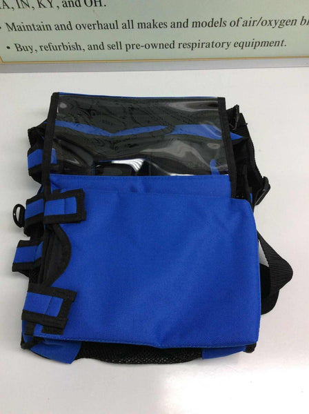 USED CareFusion Transport Backpack Travel Bag for LTV Ventilator and SprintPack 15096-001 19 Warranty FREE Shipping - MBR Medicals
