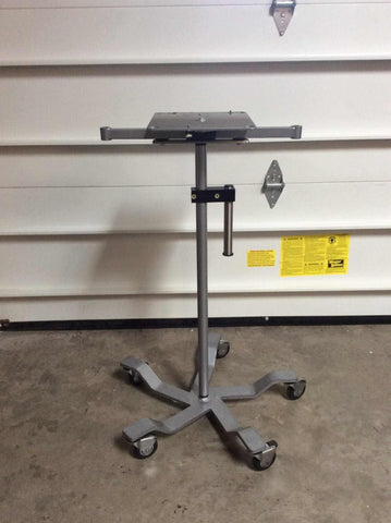 USED CareFusion Vela Medical Ventilator Stand with Support Arm 21773 11536 Warranty FREE Shipping - MBR Medicals