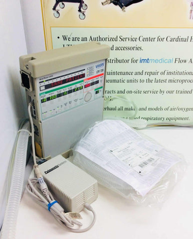 Used CareFusion Viasys LTV 1200 Medical Ventilator 18888-001 FREE SHIPPING WARRANTY - MBR Medicals