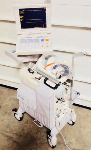 Used DataScope CE0044 System 98 Intra Aortic Balloon Pump - MBR Medicals