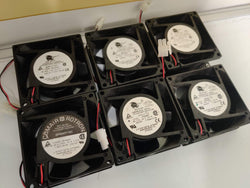 USED Lot of 8 Comair Rotron ST24A3 Sprint DC 24 V Fans FREE Shipping & Warranty - MBR Medicals