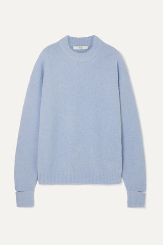 Tibi Sweater Shown On IndieFaves