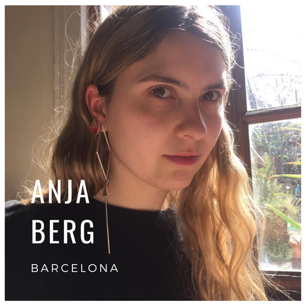 Artist and Jewelry Designer Anja Berg on IndieFaves