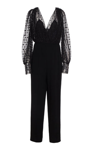 Saloni Jumpsuit Shown On IndieFaves