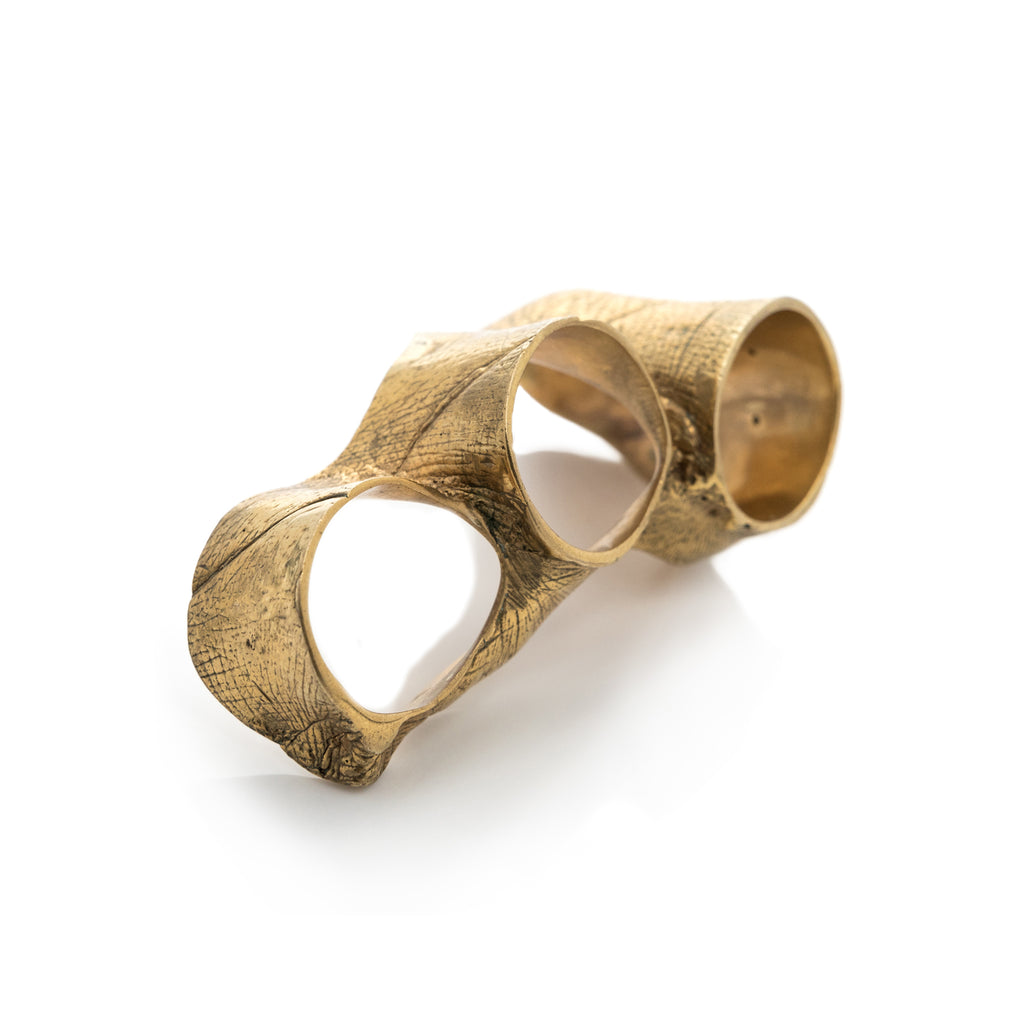 Conor Joseph - Tribus Designer Ring on IndieFaves