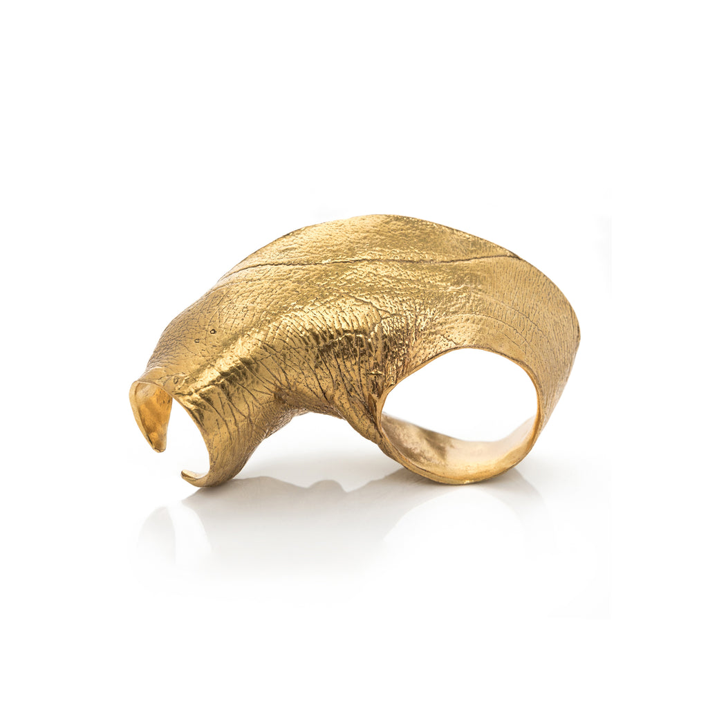 Conor Joseph - Manisbus Designer Ring on IndieFaves
