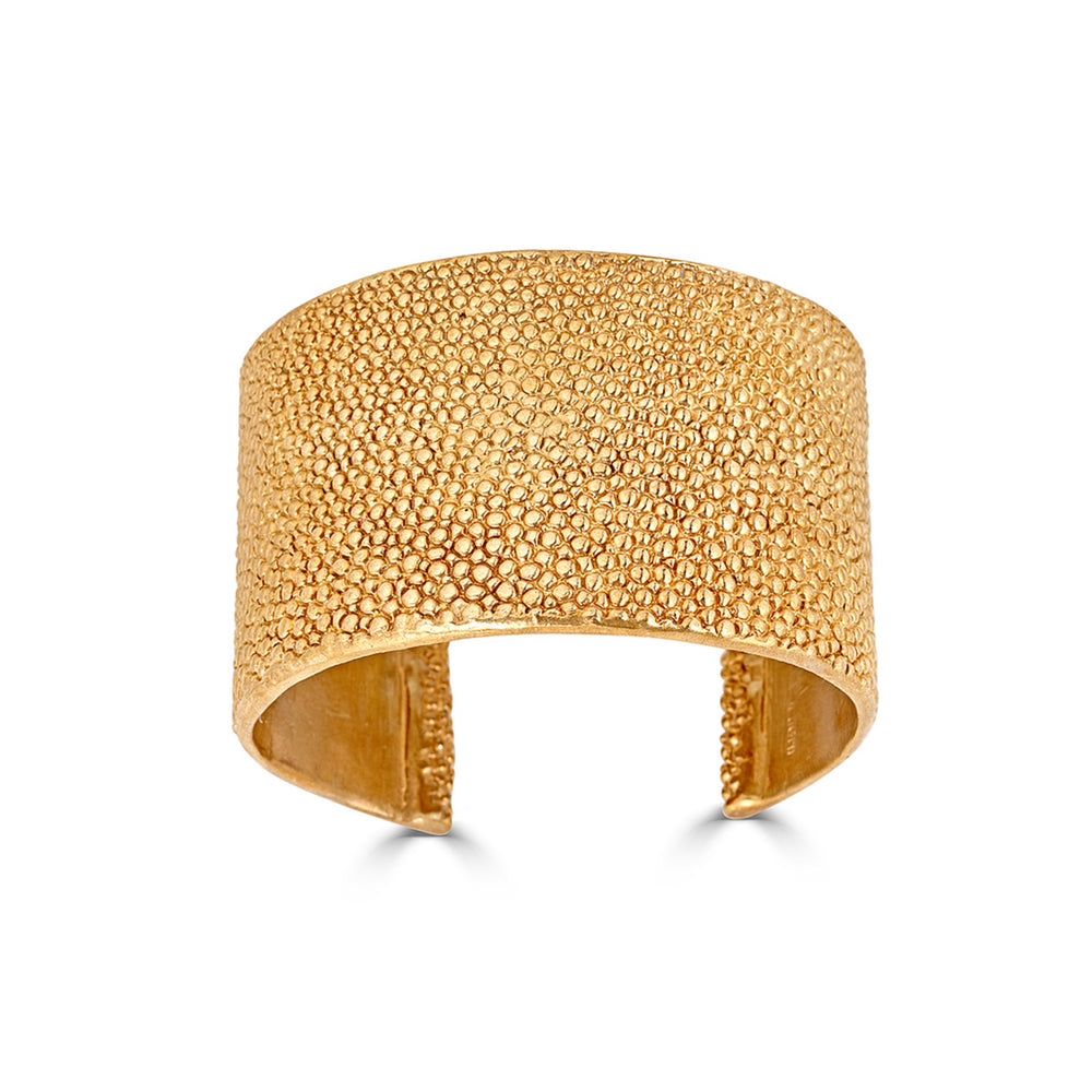 Bronze Sting Ray Cuff or Bracelet on IndieFaves