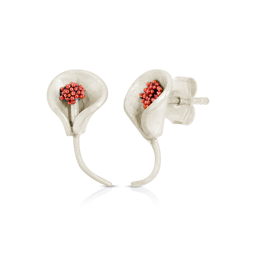 Rent Jewelry - Calas Short Earrings