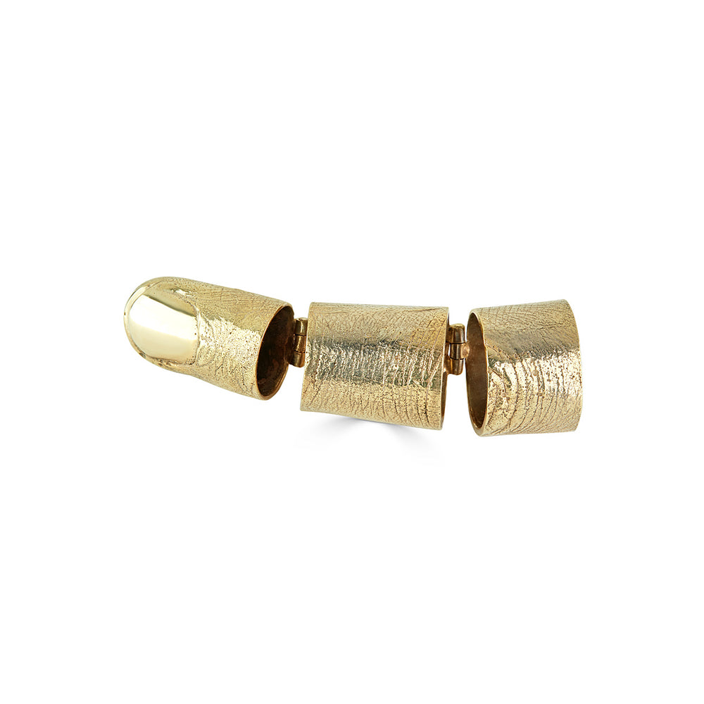 Conor Joseph - Textura Designer Ring on IndieFaves