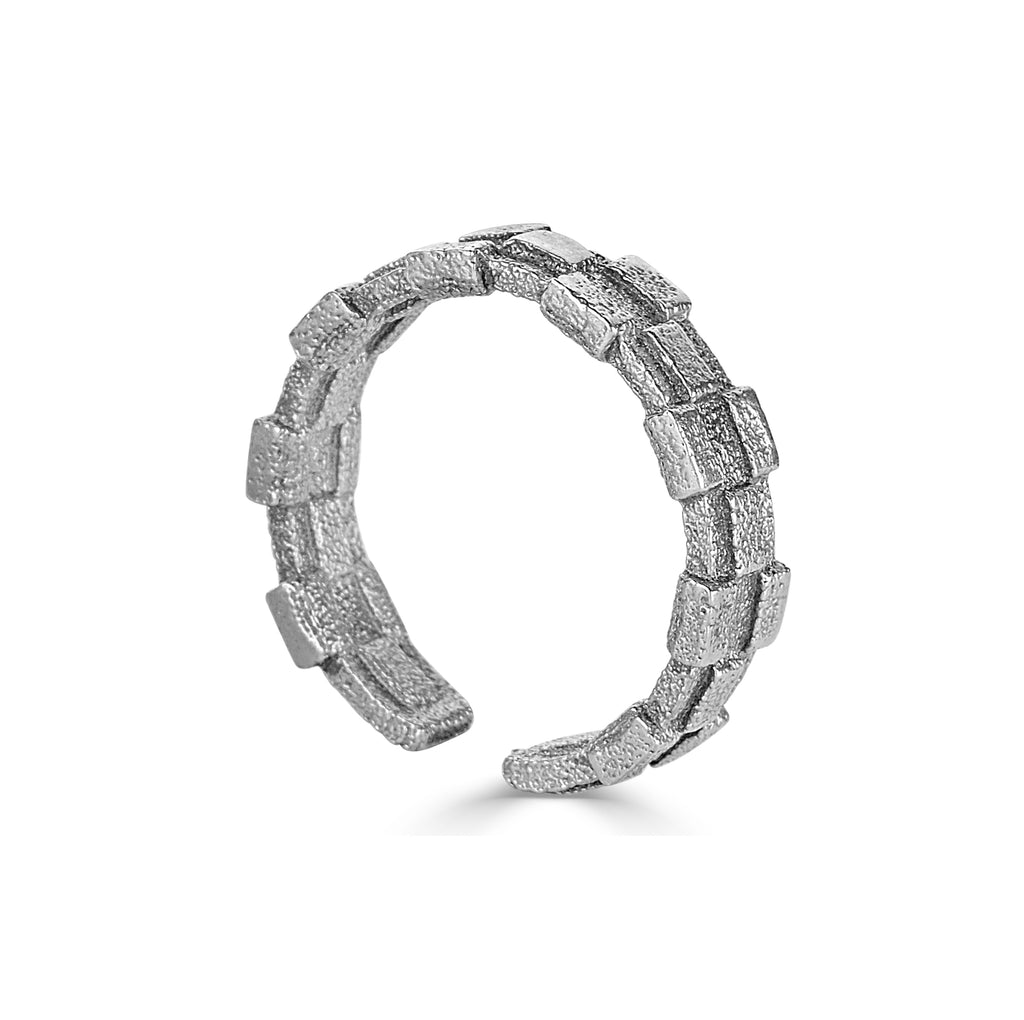 Dream of Songs - Thin Brick Designer Ring on IndieFaves