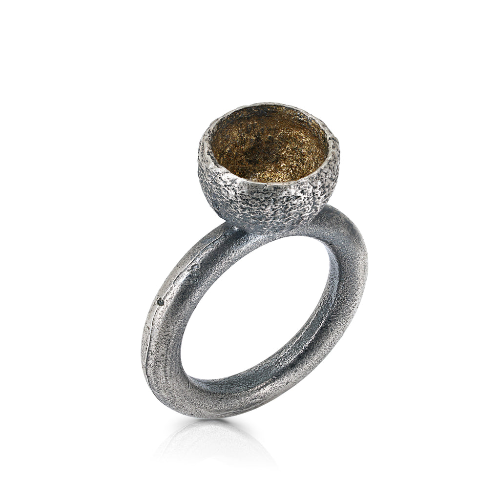 Gemma Canal - Priest Designer Ring on IndieFaves