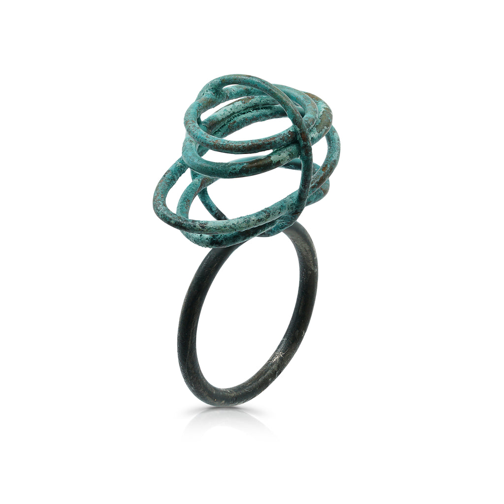 Gemma Canal - REMOR COLLECTION Designer RING on IndieFaves