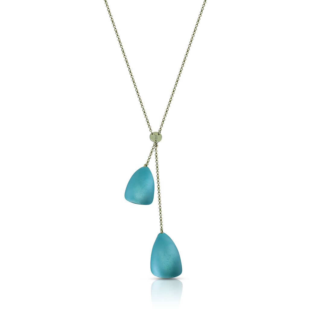 Linn Sigrid Bratland  - Enamel ROM Designer Necklace on IndieFaves