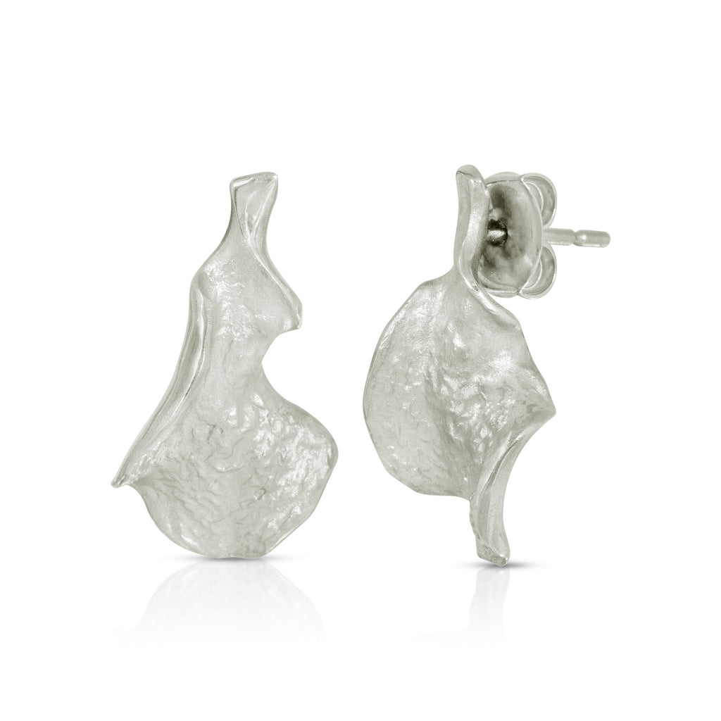 Rent Designer Jewelry - Sterling Silver Earrings