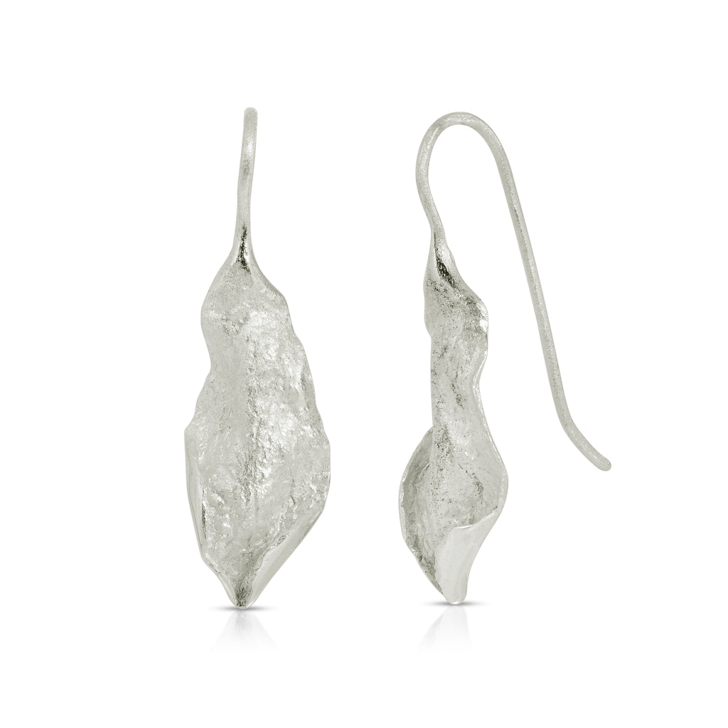 Rent Designer Jewelry - Mara Soriano - Aki Earrings Flat