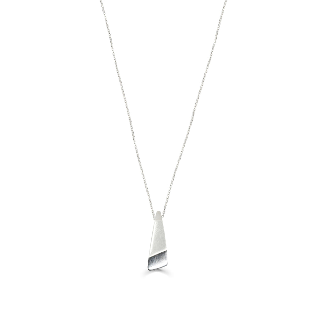 Tami Eshed - Pyramid Designer Necklace on IndieFaves