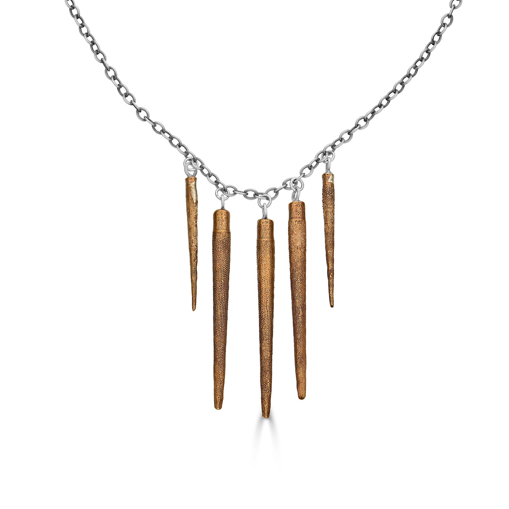 Urchin Spike Designer Choker on IndieFaves