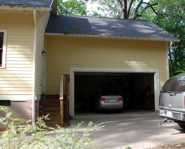The Alley Garages