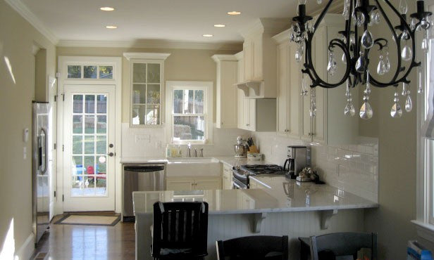 Kitchen craftsman interior