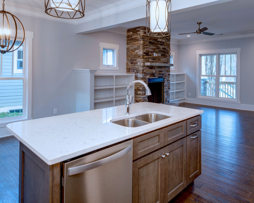 kitchen interior craftsman home plans