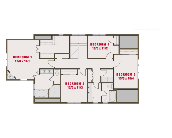 Second Floor Plan