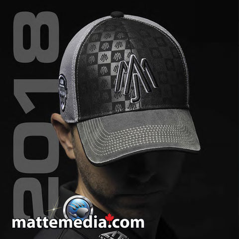 Matte Media - AJM Hat & Apparel Lookbook