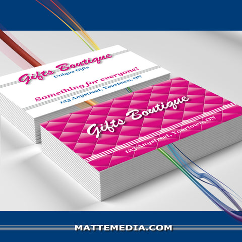 Heavy Weight Ultra Gloss Business Cards