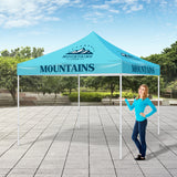 Event Tent - 10ft X 10ft Canopy