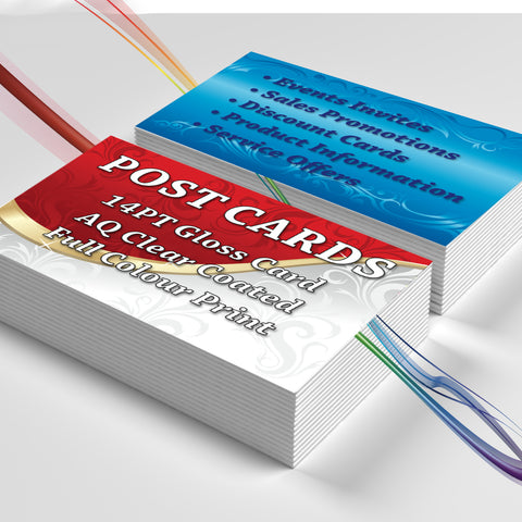 Post Cards Gloss Coated