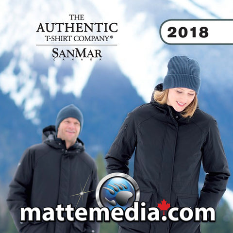 Matte Media - Sanmar Web Catalogue