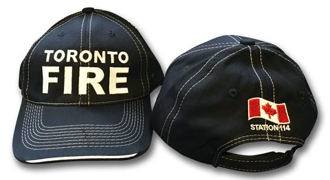 Toronto Fire - Station Caps