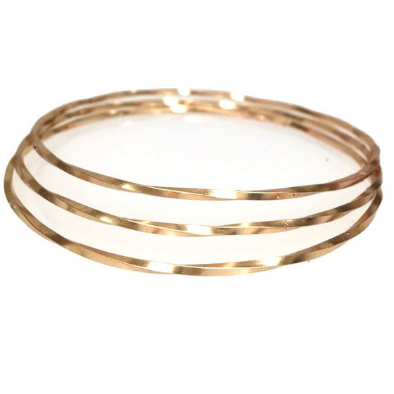 il bangle jewelry gold idea nz monogram with bangles c etsy circles initial stacking rose gift bracelet bracelets