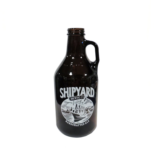 Shipyard 32oz Glass Growler