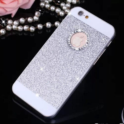 Fashion Crystal Hard Plastic Back Cover