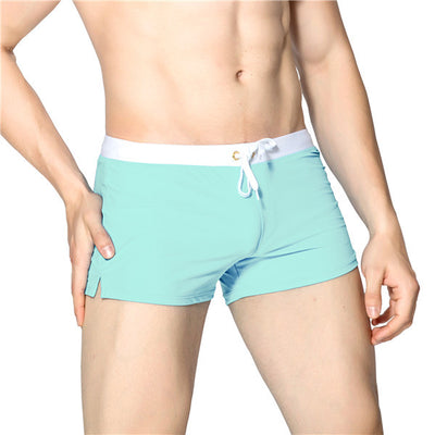 Men's Swimsuits Swim Trunks Boxer Briefs Sunga