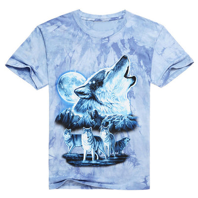 O-Neck Tiedye Personalized T-Shirt